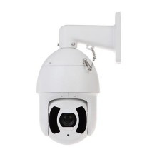 Dahua SD6CE245XA-HNR telecamera antivandalica speed dome IP PTZ WizSense 45x Auto-tracking 3.95-177.7mm 2Mpx full hd h.265+ PoE+ slot sd audio starlight allarme ivs SMD IP67 IK10