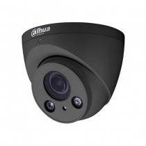 Dahua IPC-HDW2320R-Z-DG Caméra Dôme IP 3Mpx HD+ motozoom 2,7~12mm gris mat PoE Onvif IP67