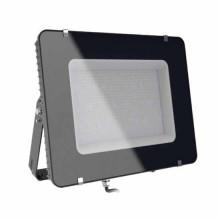 V-TAC PRO VT-405 Faro led 400W slim alluminio nero chip Samsung SMD alta luminosità bianco freddo 6400K - SKU 965