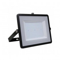V-TAC PRO VT-100 100W Led Floodlight black slim Chip Samsung SMD day white 4000K - SKU 413