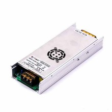 V-TAC VT-20352 350W LED SLIM Power Supply 12V 30A 2 outputs IP20 - SKU 3259