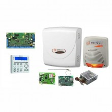 Bentel KIT ABS42 GSM home anti-theft alarm kit + IP card - keyboard manageable from the App