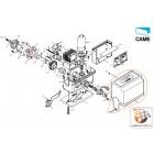 Abdeckung Getriebemotor BZ – 119RIBZ001
