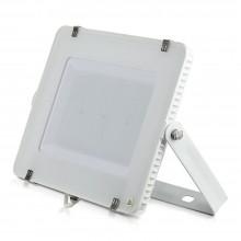 V-TAC PRO VT-200 Projecteur LED 200W slim blanc Chip Samsung SMD blanc froid 6400K  - SKU 421