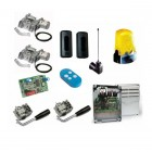 Kit FROG-AE base automazione cancello battente interrato con encoder CAME U1924