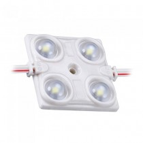 V-TAC VT-28356 1,44W LED Module 4 Chip SMD2835 12V red light Waterproof IP68 - sku 5131