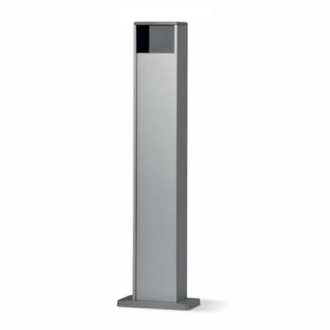 Colonne ext rieur aluminium pour photocellules 500mm - Colonne aluminium prix ...