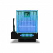 LED Flashing warning light gray anthracite Came Dadoo DD-1KB