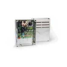 Control panel for two-leaf swing gates with radio decoder ZL92