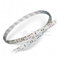 La bande LED SMD5050 300 LED 5mt IP65 - Mod. VT-5050 IP65 SKU 2150 - Blanc Neutre 4500K