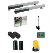 CAME ATI U7090 Kit automatisme pour portails battants 230V + 2 télécommandes
