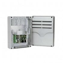 Contenitore con scheda emergenza e alloggiamento 3 batterie LB18