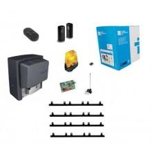 Kit Schiebetorantrieb Came BX-78 800KG 220V + 4M Zahnstange