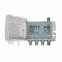 Signal modulateur audio / vidéo VHF/UHF alimenté TERRA MT-47