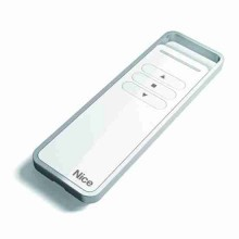 NICE P1 Fernbedienung für die Steuerung von 1 elektrischen Last, 1 Gruppe von Automationen, Rollläden, Lichter