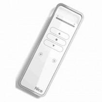 NICE P1S Télécommande pour le contrôle de 1 charge électrique, 1 groupe d'automatismes, volets, lumières