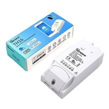 Monitoraggio della temperatura e dell'umidità WiFi Smart Switch SONOFF TH16