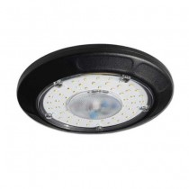 V-TAC VT-9053 50W LED industrial lights High Bay ufo black body IP44 cold white 6400K - SKU 5555