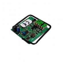 Genius JA335 Ricevente monocanale a innesto 868 Mhz ricevitore automazione cancello