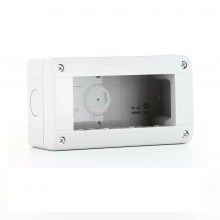 Idrobox 4 modules horizontaux étanche IP40 - Bticino 25404