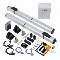 HYBRID 450KIT FAAC Hydraulic automation for swing-leaf gates 2M 24V SAFE 105683