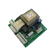 Genius electronic board - control unit for GEO 13 - 230V step by step 6100306