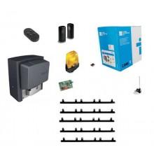 Kit Schiebetorantrieb Came BX-78 800KG 220V + 5M Zahnstange