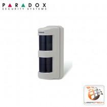 Doppio rivelatore infrarossi 433MHz Paradox PMD114FR - PXMW114F