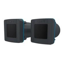 Coppia di fotocellule CAME DLX30SIP 806TF-0090 BUS CXN a raggio infrarosso sincronizzato da incasso portata 30m