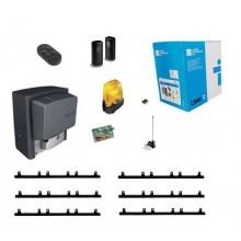 Kit Schiebetorantrieb Came BX-78 800KG 220V + 6M Zahnstange