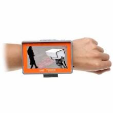 """Monitor da polso 4,3"""" Tester CCTV Standard: AHD1080p/720p - 960H"""