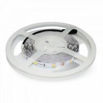 LED Strip 3014 204LEDs 5M Non waterproof Mod. VT-3014 204