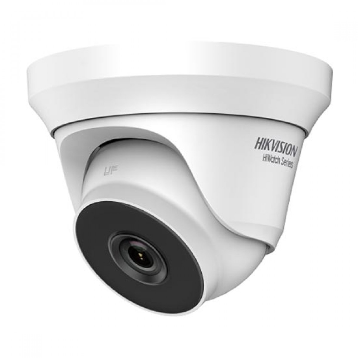 Hikvision HiWatch Telecamera Dome 4Mp Tvi 2.8-12mm Ir 40m HWT-D340-VF