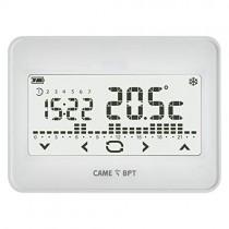 BPT TH/550 WH Thermostat programmable à écran tactile mural avec piles - 845AA-0010