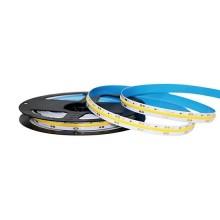 V-TAC VT-280 Striscia LED 24V COB 5M monocolore bianco caldo 3000K CRI>80 IP20 - SKU 2652