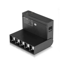 V-TAC PRO VT-4210 Projecteur linéaire magnétique à LED 10W 3000K 30° CRI≥90 UGR