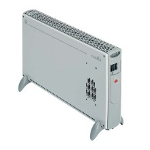 Portable and wall-mounted convector and fan heater Vortice CALDORE R - sku 70211
