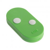 Télécommande bicanal rolling code dual frequency CAME TOPD2RES Vert