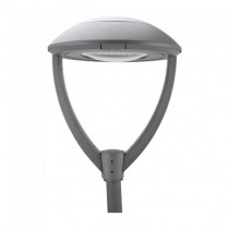 V-TAC SUPER PRO VT-55 lampione lampada led 50W da giardino Type 3M chip samsung bianco naturale 4000K IK08 IP65 - sku 782