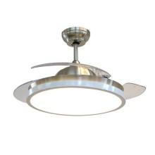 V-TAC VT-3042-3 LED Ceiling Fan 35W DC-Motor 3 Blades with 30W led lamp 3IN1 color change - sku 7929