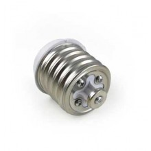 Adattatore / Convertitore per lampadine da E40 a E27 Mod. 9107
