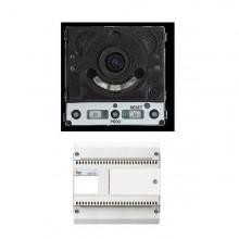 Kit base videocitofonico BPT MTM condominiale monoingresso / bifamiliare KIT FREE- MTMVBM 62621180