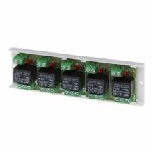 Relais-modul 12V 2A - 5 Ausgänge REL-C/NO/NC Pulsar 90AWZ520
