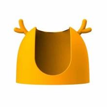Silicone couvre orange conception esthétique pour IPC-A22E-IMOU ranger 2 Dahua FRS13-IMOU