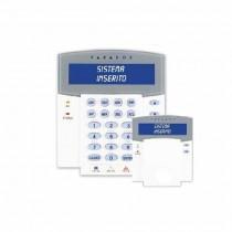 Keyboard mit LCD display 868MHz Paradox K641LX/86 - PXMX641LX