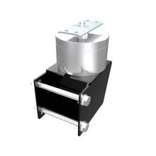CAME 803XA-0360 Magnetsperre für Schlagbaum mit fester Auflagestütze
