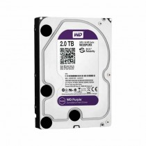 "Hard Disk HD Sata 6 Gb/s 3.5"" Western Digital Purple 2TB - WD20PURZ"