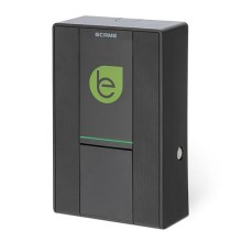 Coffret plastique wall box pour la recharge de véhicules électriques 1 prise Type-2 1P+N+T 32A 230V~7,4kW IP54 IK08 - Scame 205.W17-B0