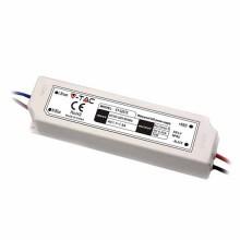 V-TAC VT-22101 100W led slim Netzteil 24V 4.2A wasserdicht IP67 kunststoff  - SKU 3101