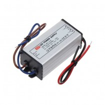 12V Power supply switching adapter 1.25A metal box Waterproof IP67 MEANWELL